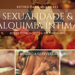 (English) Retreat WOMEN SEXUALITY &ALCHEMY OF INTIMACY